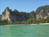 Railay Beach, Krabi: by miss_traveller, Views[587]