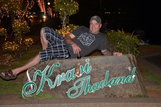 Tim in Krabi
