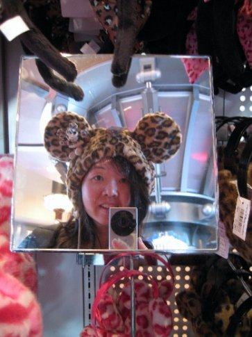 Silliness in Tokyo Disneysea