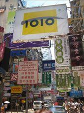 HK city street: by mlisaho, Views[140]