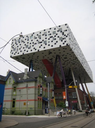 The Ontario College of Art and Design