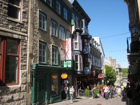 Quartier Petit Champlain in Old Town