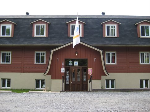 The Mont Tremblant hostel