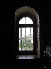 Whatever it's original purpose, the room still had bars on the windows.: by mlisaho, Views[121]