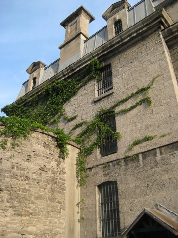 It's now a hostel, but this former prison operated for over 100 years.