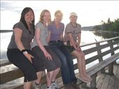 Me, Laura, Martina and Henny (Singaporean, Aussie, Swiss and Canadian): by mlisaho, Views[263]