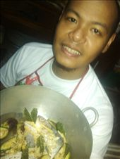 A little selfie with my dish ;-): by mondy, Views[320]