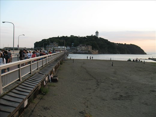 Enoshima: The island with the temple