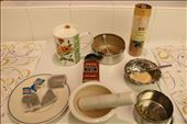 All the ingredients for a perfect cup of masala chai. : by montravels, Views[157]