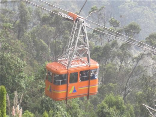 Bogota Cable Car