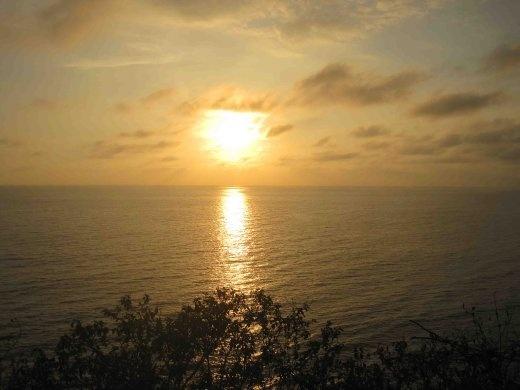 Sunset Montanita