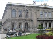 Colonial building, Latacunga: by moomazza, Views[387]