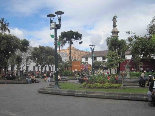 Walking Tour Quito Sunday