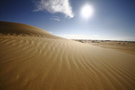 Siwa desert, Siwa is famous for its beautiful desert along