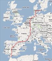 The route from last time (South to North in 2010): by mrandrew, Views[245]