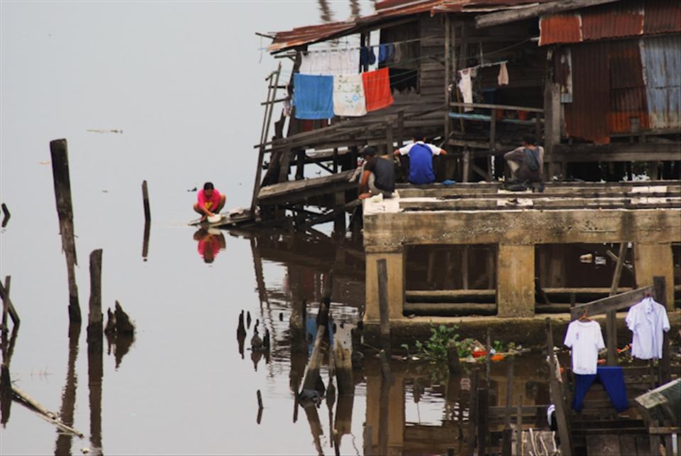 Taken at Sungai Siak, Pekanbaru