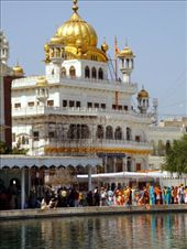 Amritsar, Golden Temple complex: by mstep, Views[177]