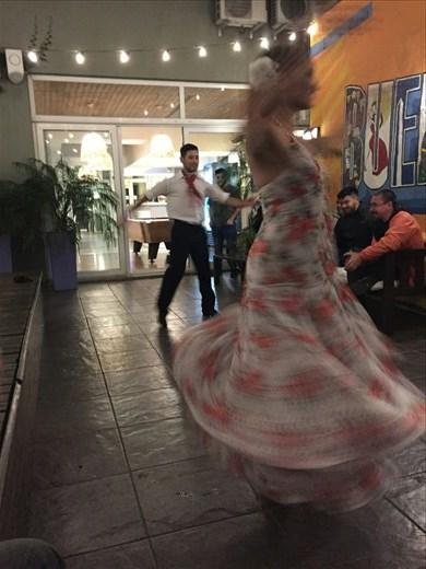 Argentine folk dance