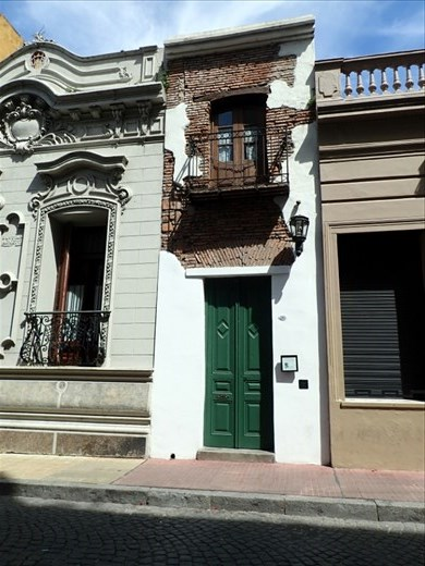 Argentina's thinest house.