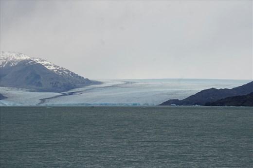 Upsala Glacier - Argentina's largest glacier