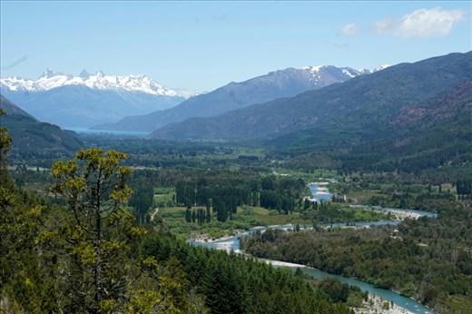 View of Rio Azul