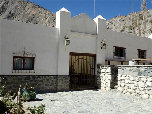 El Affarcito at 4300 m above sea level