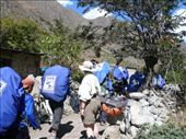 Our porters, totaling about 20: by muimui2009, Views[178]