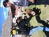 Karen feeding the baby llama.: by muimui2009, Views[188]