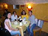 We met up with our fellow Inca trail trekkers for dinner in Puno.: by muimui2009, Views[94]