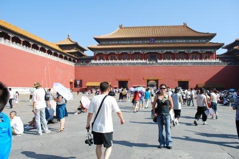 Forbidden City...