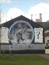 The murals on the Protestant side on Belfast: by murrihyk, Views[146]