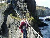 Erin on the roap bridge: by murrihyk, Views[177]
