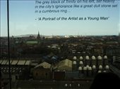 views of Dublin from the Gravity Bar at the Guinness Brewery: by murrihyk, Views[164]