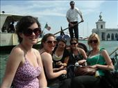 In the Gondola- Anika, Christine, Katarina, Brooke and Megan: by murrihyk, Views[143]