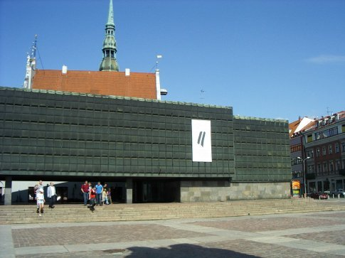The Occupation museum in Riga