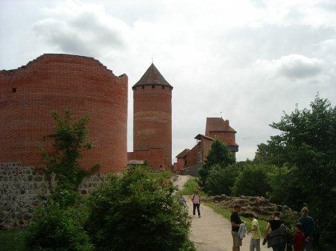 Segulda castle