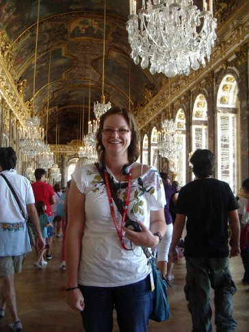 Me in the Hall of Mirrors