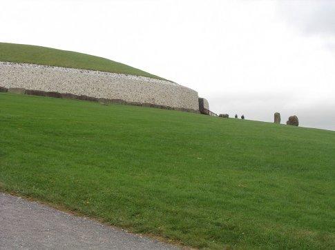 Newgrange - megalithic tomb