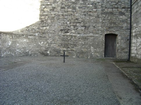 The Courtyard of the Gaol