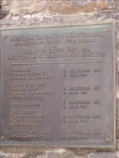 The list of those executed here after the Easter Uprising: by murrihyk, Views[305]