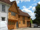 Lavenham - typical quirky building: by musicaladventures, Views[81]