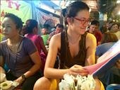 We found an awesome place to grab dinner called Bit tet Hai Ty (Hai Ty Steak).  : by mwollak, Views[366]