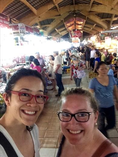 Bến Thành Market in HCMC