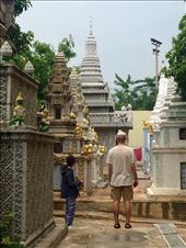 We happened upon a wat (temple): by mwollak, Views[90]