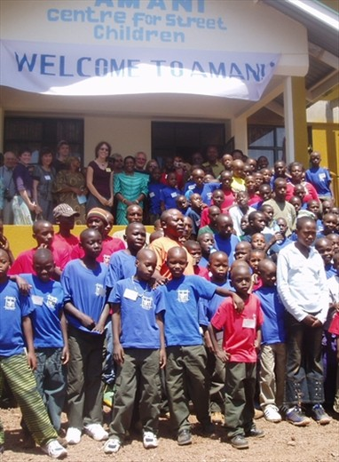 Amani Childrens Home ~ Where I will be volunteering. :-)