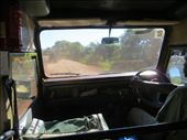Inside the Land Rover with our driver/guide Joseph.: by my_year_of_yes, Views[65]