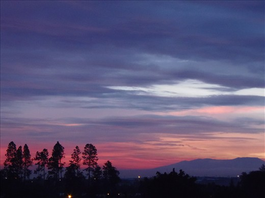 One of the costarican´s  beautiful twilights.