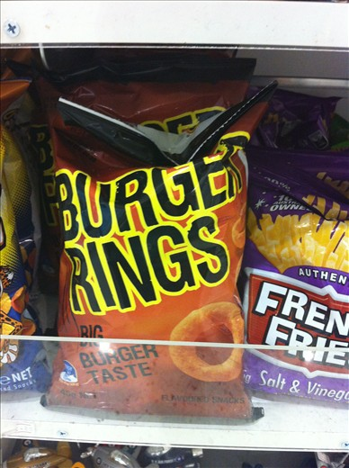 I'll never quite understand the different snacks & lollies in this country
