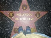 Start of Hollywood walk of fame: by nat_and_chris, Views[299]