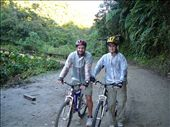 Ready for our morning ride in the Amazon: by nat_and_chris, Views[179]